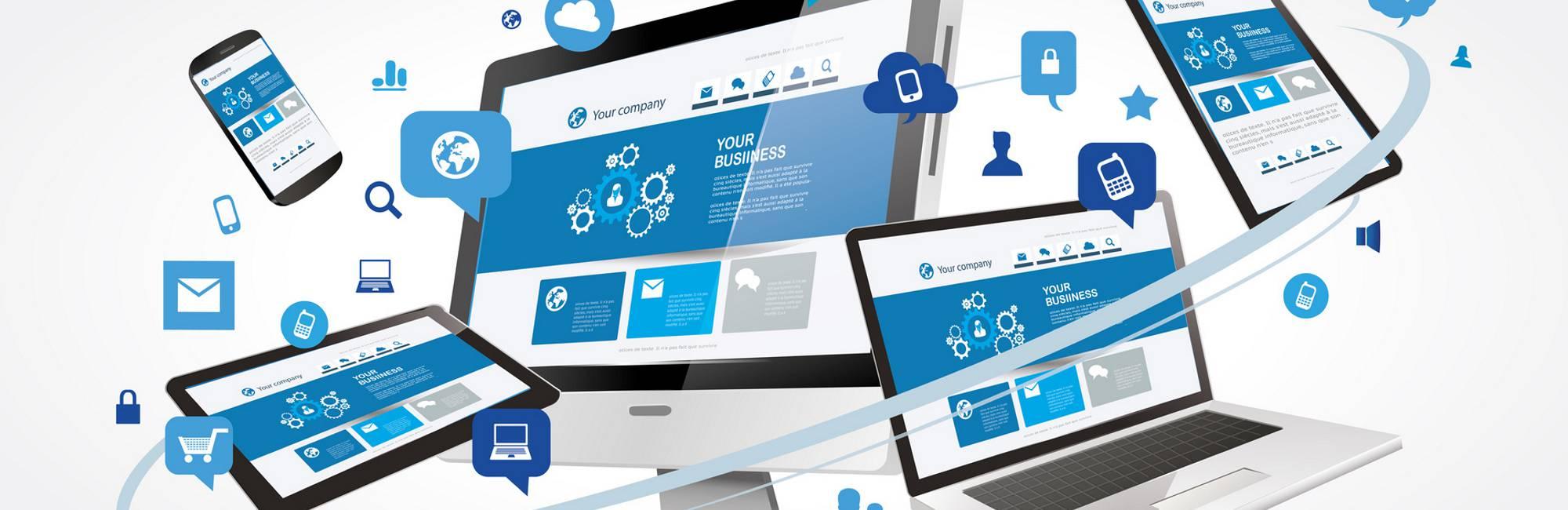 Webdesign - Webseiten - Internetpräsentationen
